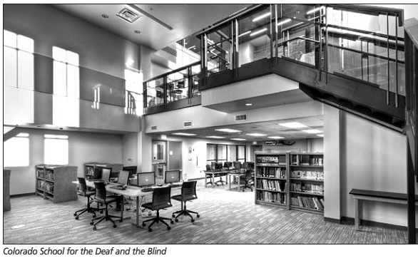 Superintendent Carol Hilty Likes To Say That The Colorado School For The  Deaf And The Blind, Although Unique, Is Simply A School Serving The  Children Of ...