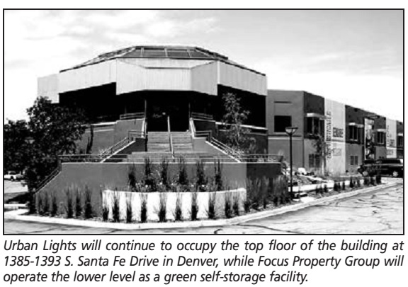 Greenbox Joins Urban Lights In High Profile Santa Fe Building